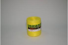 Нитка поліпропіленова кручена 1000 тех ( ас. 1кг/ 1000 м, кількість м /бобіні 900 ) жовта