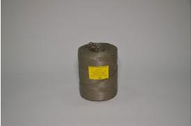 Шпагат поліпропіленовий кручений 2500 тех (ас.1 кг/400 м, кількість м/бобіні 400) втор.