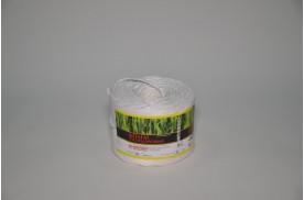 Шпагат поліпропіленовий кручений 2000 тех (ас.1 кг/500 м, кількість м/бобіні 250)
