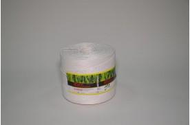 Шпагат поліпропіленовий кручений 2000 тех (ас.1 кг/500 м, кількість м/бобіні 1000)