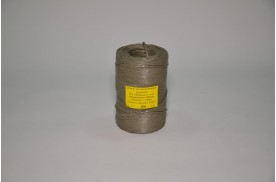 Шпагат поліпропіленовий кручений 2500 тех (ас.1 кг/400 м, кількість м/бобіні 200) втор.