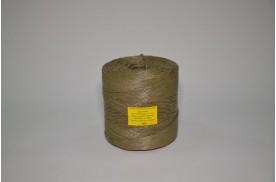 Шпагат поліпропіленовий кручений 2500 тех (ас.1 кг/400 м, кількість м/бобіні 800) втор.