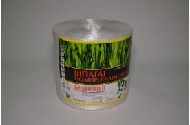 Шпагат поліпропіленовий кручений 1400 тех (700м/кг)