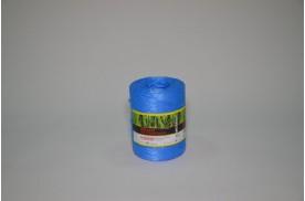 Нитка поліпропіленова кручена 1000 тех ( ас. 1кг/ 1000 м, кількість м /бобіні 600 ) синя