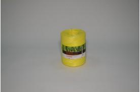 Нитка поліпропіленова кручена 1000 тех ( ас. 1кг/ 1000 м, кількість м /бобіні 600 ) жовта
