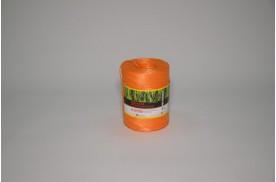 Нитка поліпропіленова кручена 1000 тех ( ас. 1кг/ 1000 м, кількість м /бобіні 600 ) помаранчова