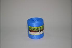 Нитка поліпропіленова кручена 1000 тех ( ас. 1кг/ 1000 м, кількість м /бобіні 900 ) синя