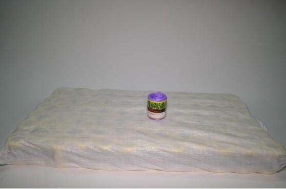 Нитка поліпропіленова кручена 1000 тех ( ас. 1кг/ 1000 м, кількість м /бобіні 100 ) фіолет/пак.72 шт